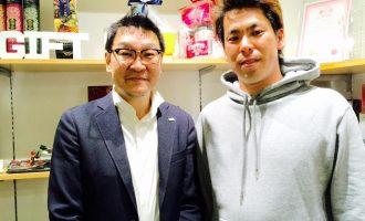 [前中]ドジャース 前田健太選手(マエケン)と-1