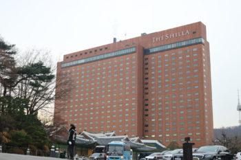 韓国ソウルの新羅ホテル免税店オープン-1