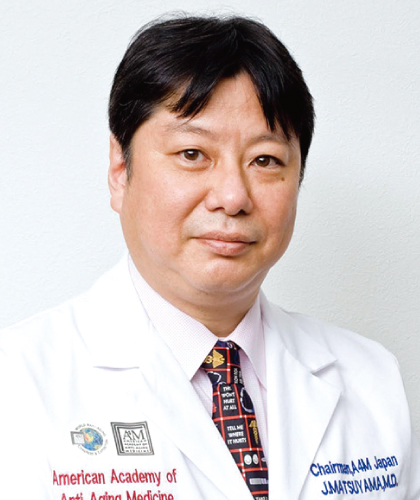 グランプロクリニック銀座 理事長 松山 淳